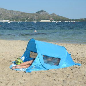 Pop up Strandmuschel Zack Premium von outdoorer