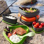 Camping-Geschirr-Set