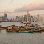 Panama Kanal, Boot