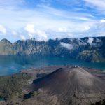 Vulkan auf Lombok