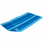 outdoorer Strandtuch Blue Stripe