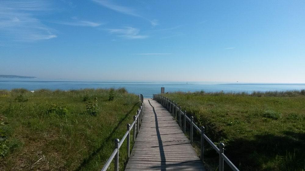 Binz-Strand-Steg