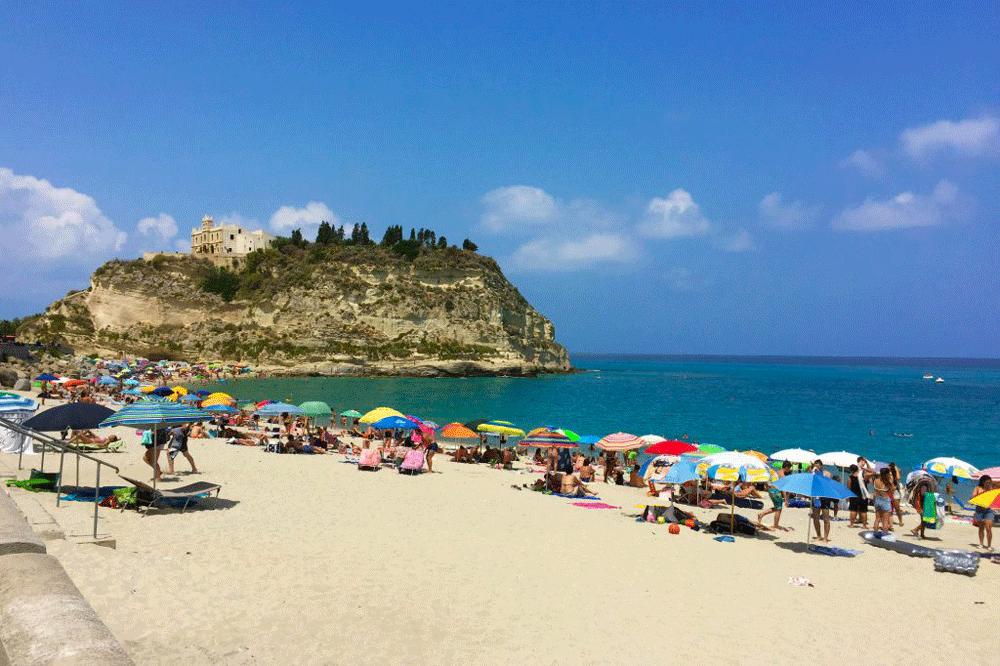 Strandurlaub Italien 2020